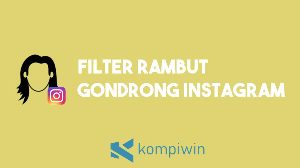Filter Rambut Gondrong Instagram 9