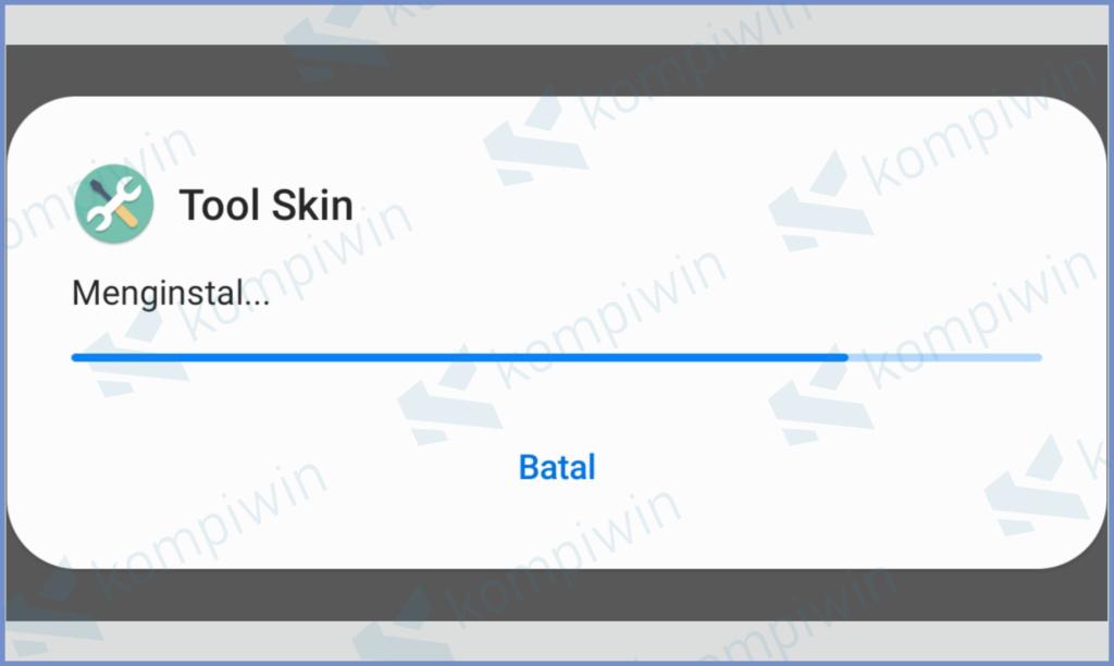 Instal Aplikasi Tool Skin Free Fire