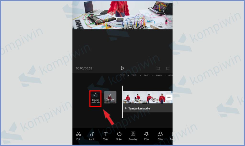 Ketuk Icon Bisukan Audio