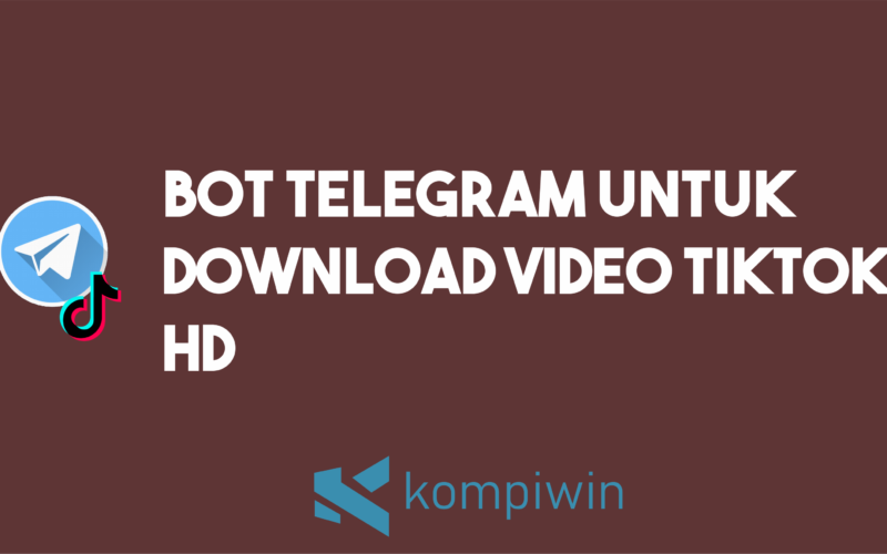 Bot Telegram Untuk Download Video TikTok HD 7