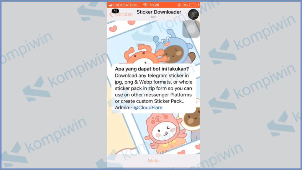 Cara Mengubah Stiker Telegram Menjadi Foto 7