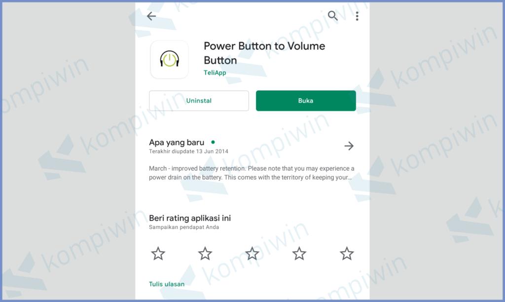 Download Aplikasi Power Button To Volume Button