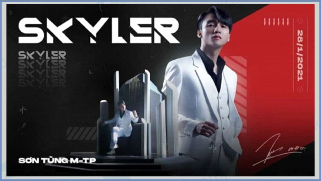 Penyanyi Vietnam Skyler - Cara Memperoleh Karakter Baru Skyler FF Garena