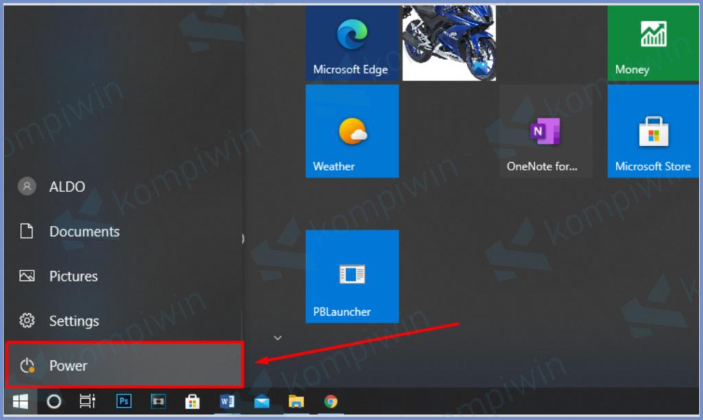 Restart PC Atau Komputer Kamu