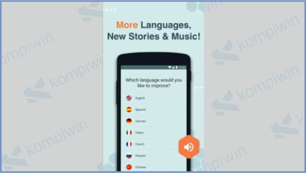 Beelinguapp - Aplikasi Belajar Bahasa Inggris Gratis