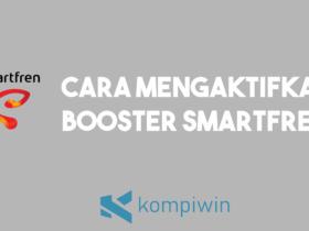 Cara Mengaktifkan Booster Smartfren 5