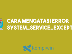 Cara Mengatasi Error SYSTEM_SERVICE_EXCEPTION 16