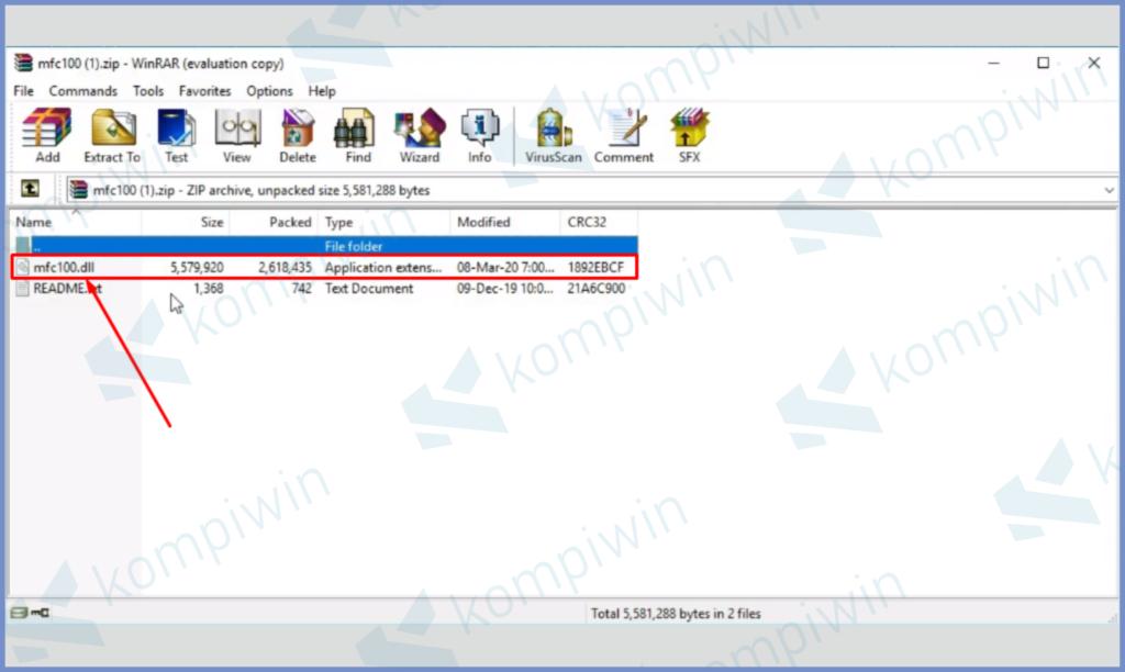 Copy File Bernama mfc110u