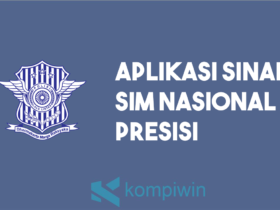 Aplikasi Sinar SIM Nasional Presisi