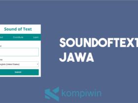 soundoftext Jawa