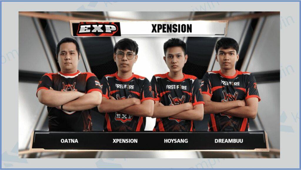 EXP Hoysang - Rusher Terkuat Free Fire