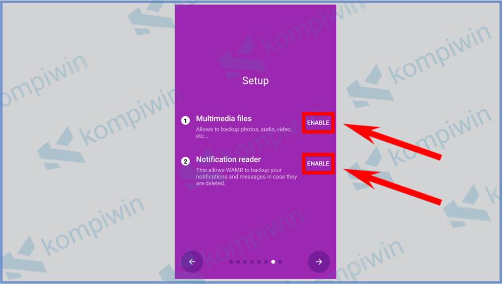 Cara Menggunakan Aplikasi WAMR 9