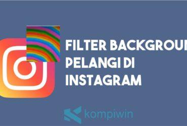 Filter Background Pelagi Di Instagram