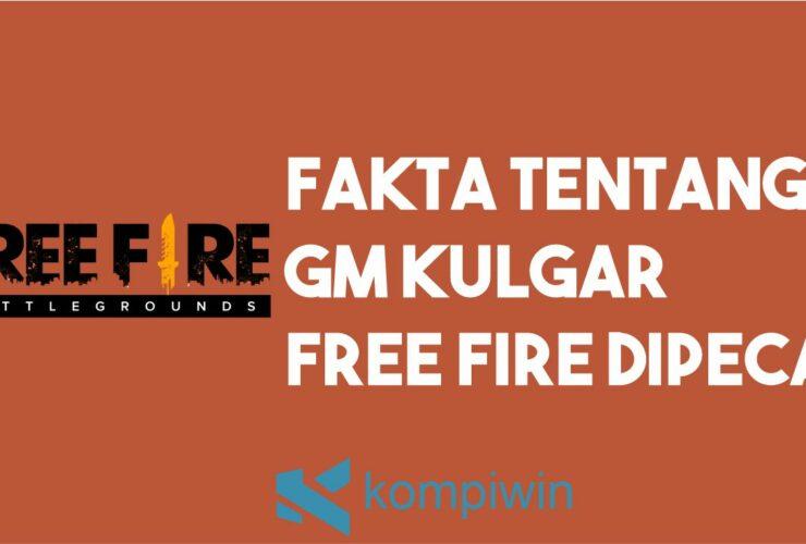 GM Kulgar Free Fire Dipecat