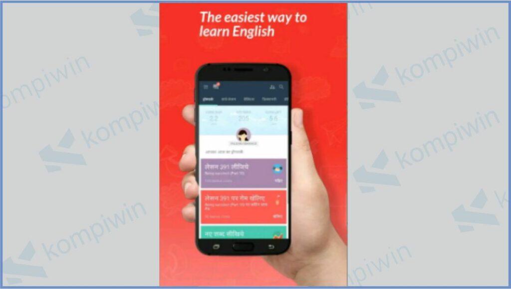 Hello English - Aplikasi Belajar Bahasa Inggris Gratis