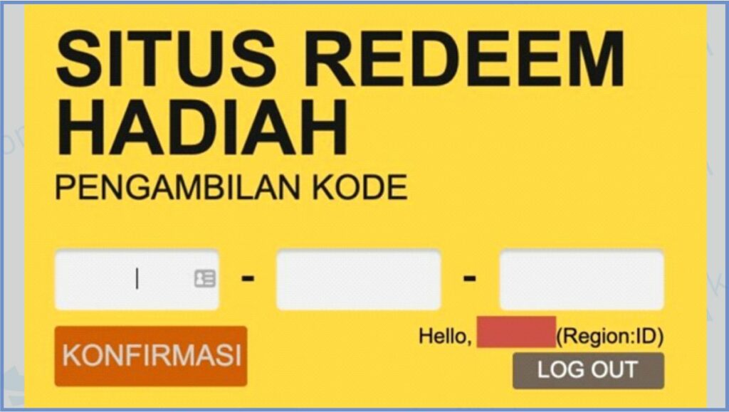 Masukkan Kode Redeem - Kode Redeem 7M Followers FF
