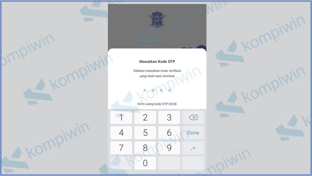 Aplikasi Sinar SIM Nasional Presisi 17