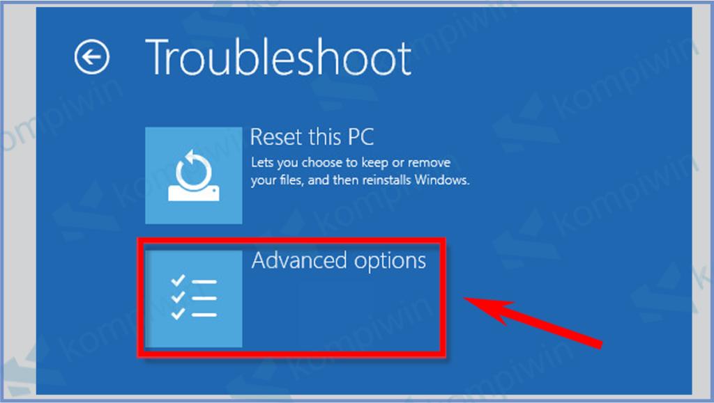 Cara Masuk Safe Mode Di Windows 7, 8, 8.1, 10 19