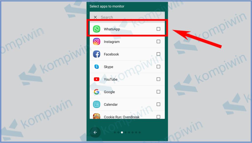 Cara Menggunakan Aplikasi WAMR 8