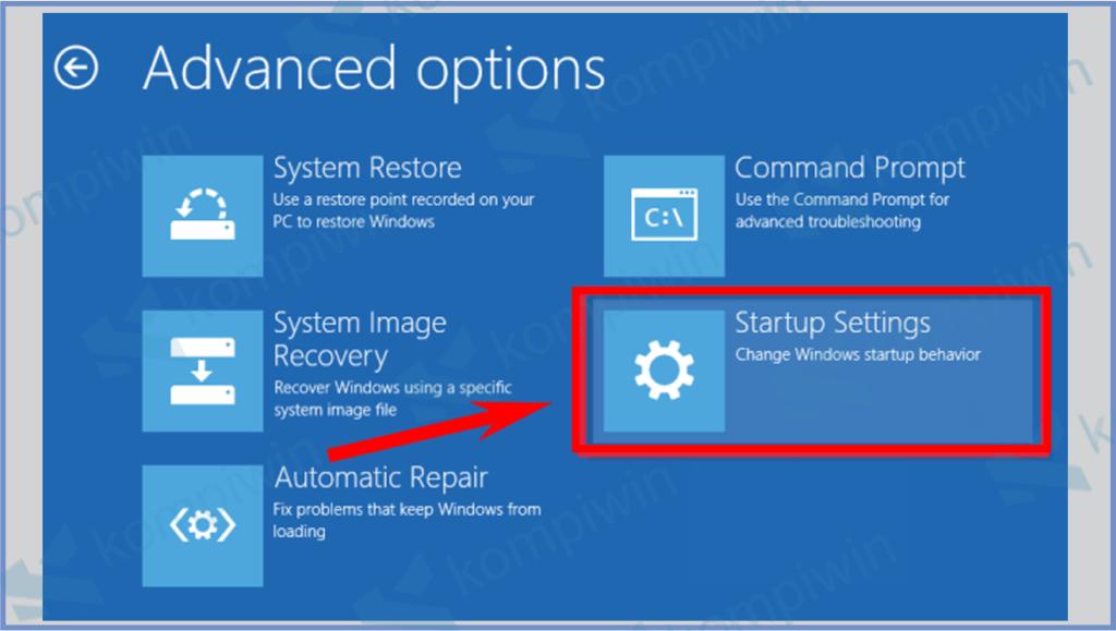 Cara Masuk Safe Mode Di Windows 7, 8, 8.1, 10 20