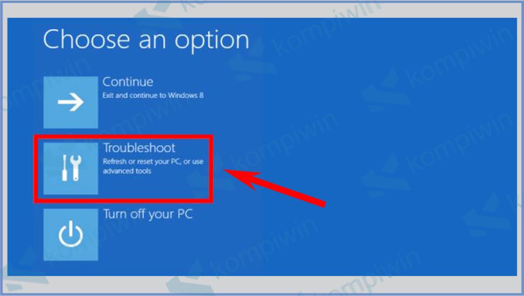 Cara Masuk Safe Mode Di Windows 7, 8, 8.1, 10 26