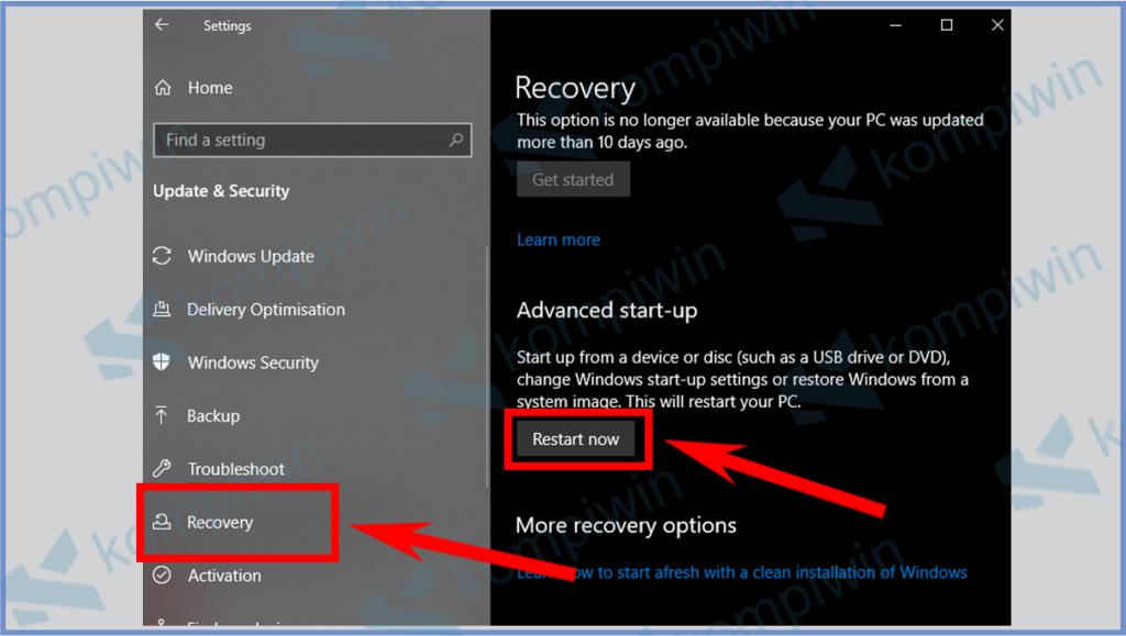 Cara Masuk Safe Mode Di Windows 7, 8, 8.1, 10 25