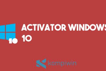 Activator Windows 10 12