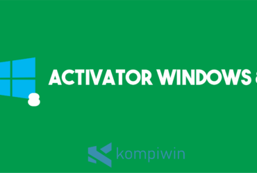 Activator Windows 8 6