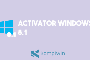 Activator Windows 8.1 9