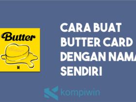 BTS Butter Com: Cara Buat Butter Card Dengan Nama Sendiri 10