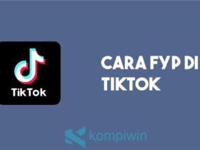 Cara FYP DI Tiktok