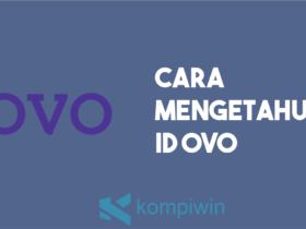Cara Mengetahui ID OVO 6