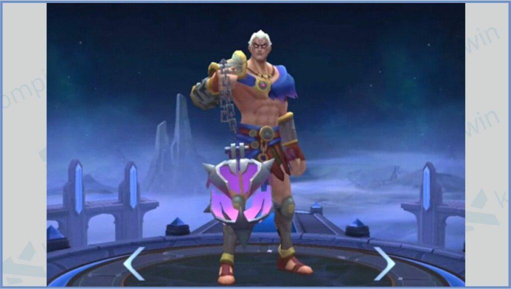 Hero Phevous Mobile Legends - Phevous, Hero Terbaru Mobile Legends 2021 Tersakit