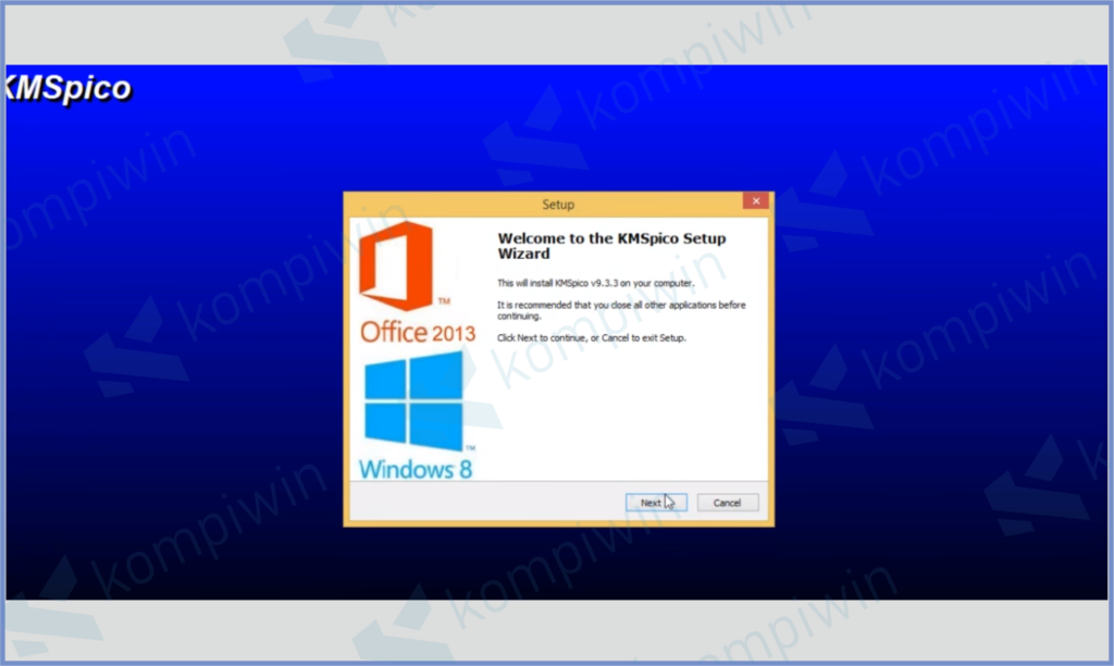 KMSPico Windows 8