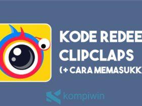 Kode Redeem Clipclaps 12