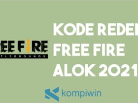 Kode Redeem Free Fire Alok 2021 5