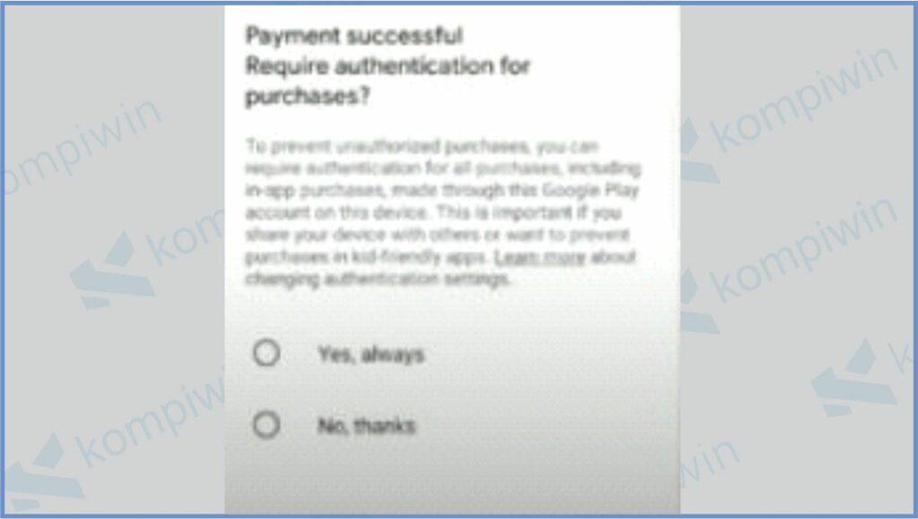 Konfirmasi Pembelian - Cara Top Up Zepeto