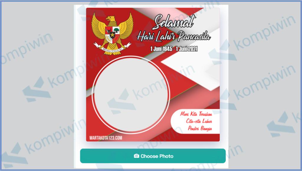 Twibbon Hari Lahir Pancasila 2021 32