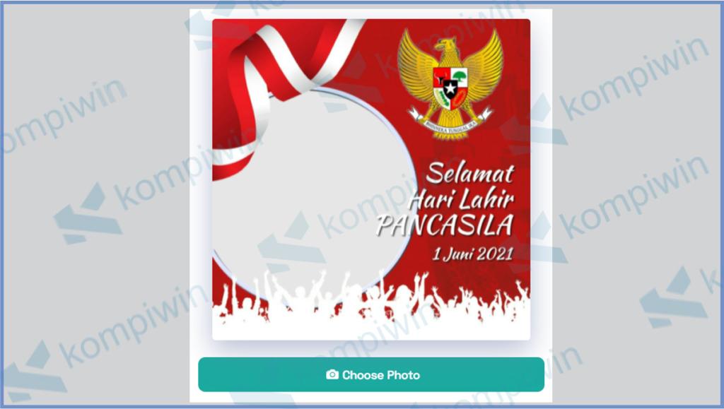 Twibbon Hari Lahir Pancasila 2021 37