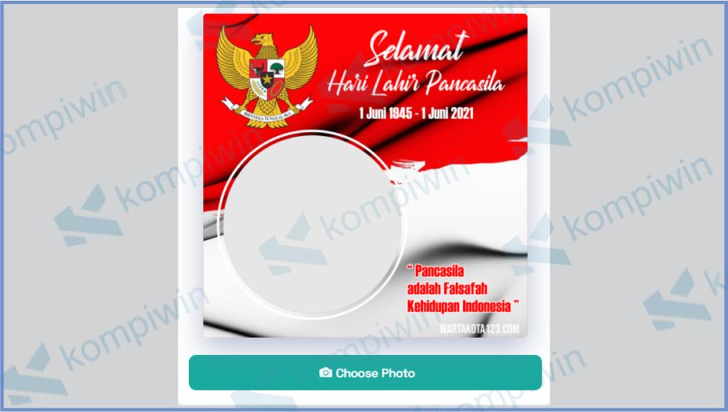 Twibbon Hari Lahir Pancasila 2021 24