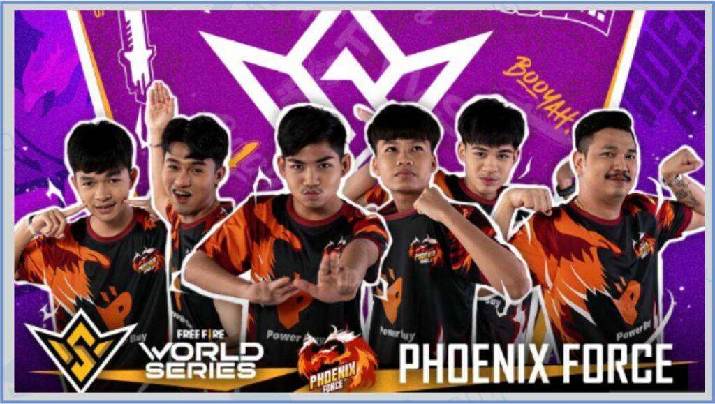 Phoenix Force FF Thailand - Dari Mana Phoenix Force Free Fire Berasal