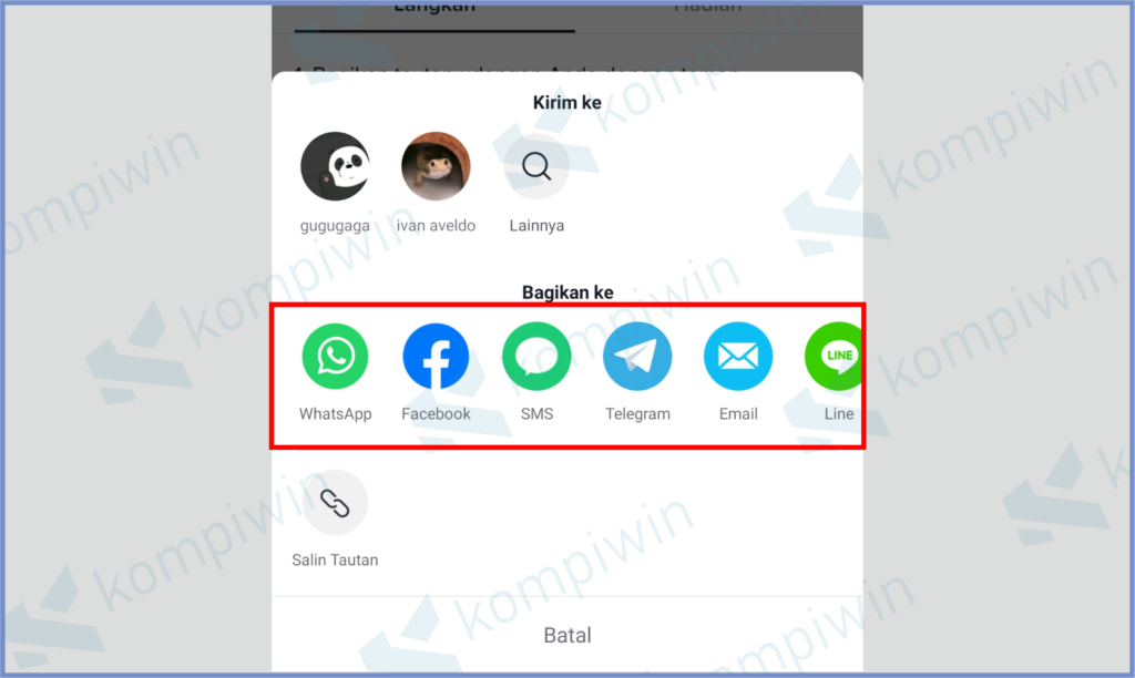 Pilih Platform Sharing Yang Kamu Bagikan