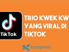 Trio Kwek Kwek yang Viral di TikTok