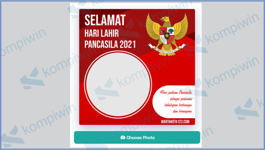 Twibbon Hari Lahir Pancasila 2021 26