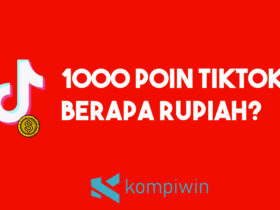 1000 Poin TikTok Berapa Rupiah 9