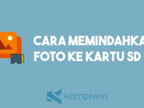 Cara Memindahkan Foto Ke Kartu SD 11
