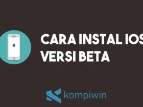 Cara Menggunakan iOS 14 Versi Public Beta 13