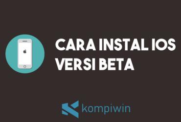 Cara Menggunakan iOS 14 Versi Public Beta 12