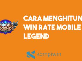 Cara Menghitung Win Rate Mobile Legends 6