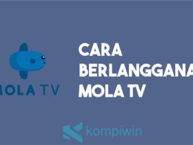 Cara Berlangganan Mola TV 14